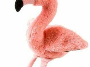 Itsy Bitsy plush flamingo teddy